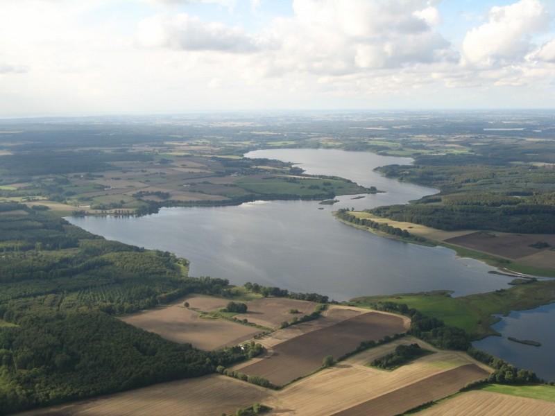 største søer i danmark