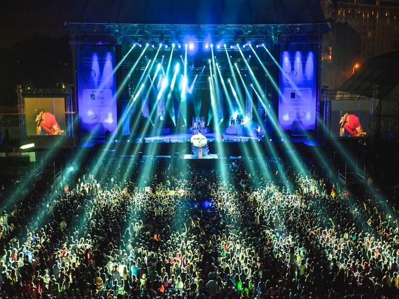 verdens største festival