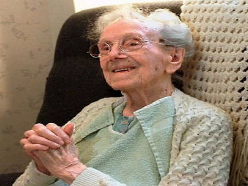 verdens ældste person