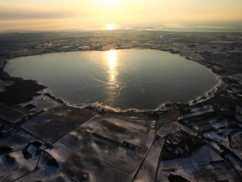 den største sø i danmark