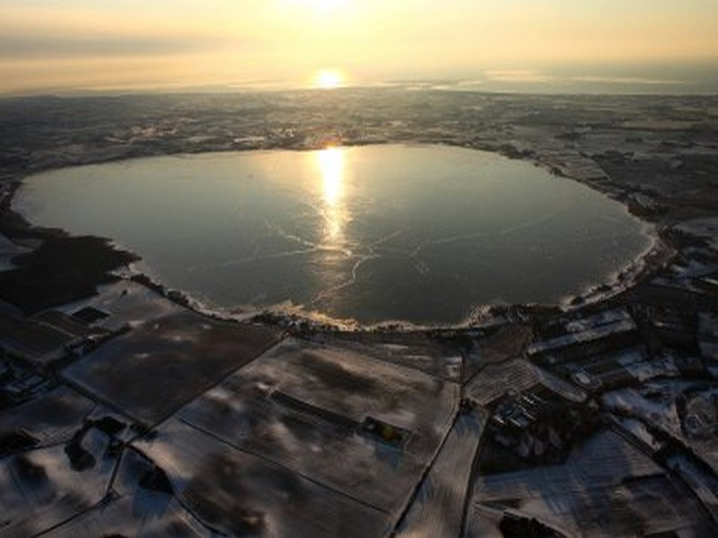verdens tre største søer