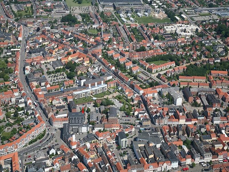 3 største byer i danmark