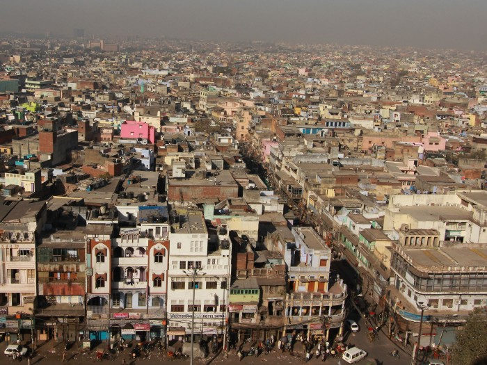 indien indbyggertal