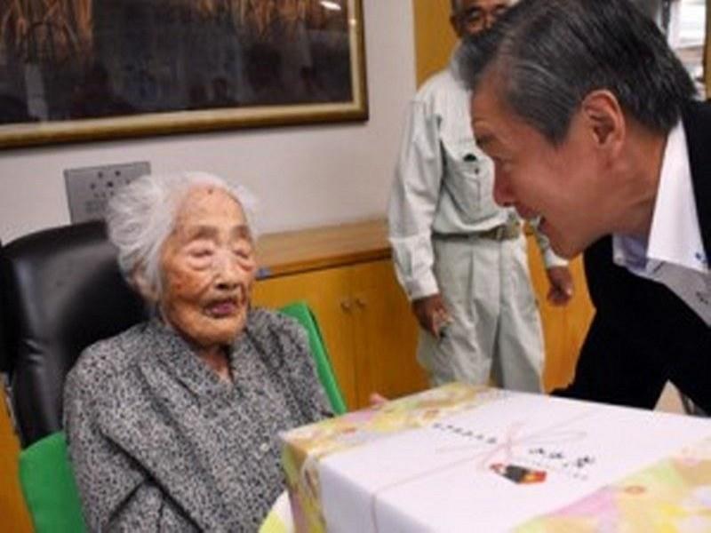 danmarks ældste person nogensinde