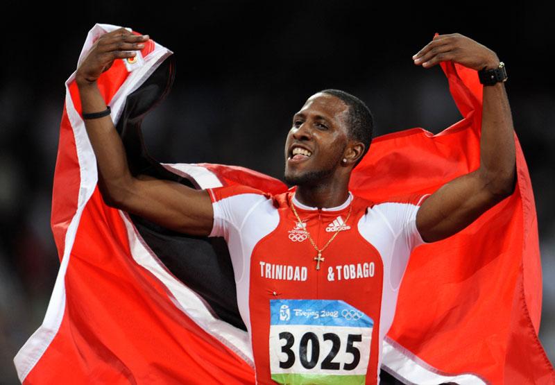 verdens rekord 100 m