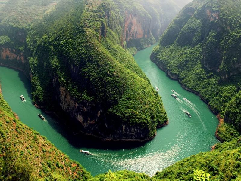 hvad er verdens længste flod